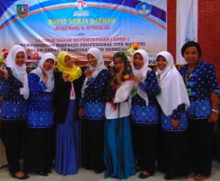 Training ESQ Rumah Cerdas Islami Untuk Guru PAUD Se-Kabupaten Jombang di Pacet (76)