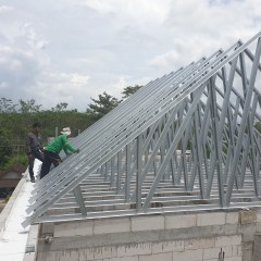 Baja Ringan Kencana Kediri Bangun Rumah Dan Borong Bangunan Konstruksi