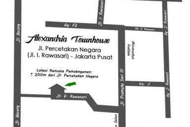 Townhouse Jakarta Pusat