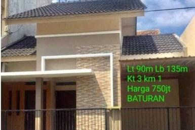 rumah dijual di baturan solo