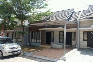 Rumah Dijual di Perum Pondok Permai