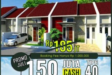 Rumah dijual Sawojajar
