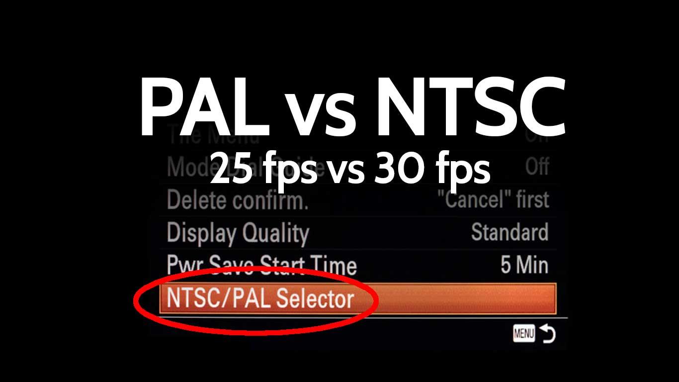 Perbedaan PAL Dan NTSC Pada DSLR/Mirrorless: Apa Fungsinya dan Apa Pengaruhnya?