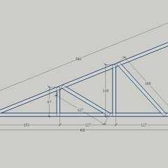 Spesifikasi Baja Ringan Untuk Atap Jumlah Material Rangka Pada Kamar Anak