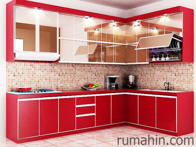 Memilih Lemari Dapur Minimalis Yang Tepat Agar Lebih