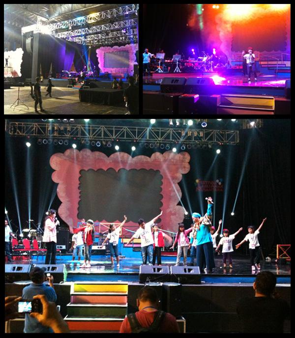 Gladi Resik Festival Lagu Anak