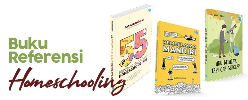 Buku referensi homeschooling