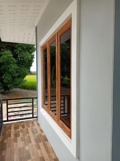 Desain Rumah Minimalis Di Kampung | Infowajo.com