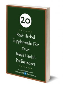 20 Best Herbal Supplements For Your Men's Health Performance