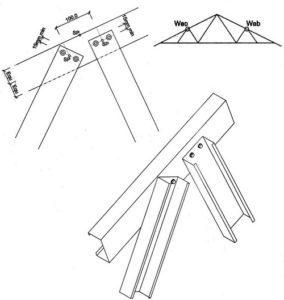 nok atap baja ringan 22 cara memasang pada rumah - rumahlia.com