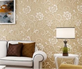 8 Tips Memilih Wallpaper Dinding Pada Ruang Tamu Yang