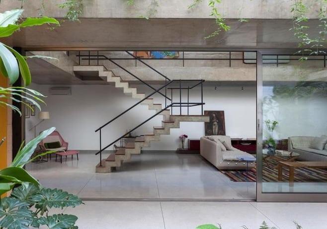 Mengenal 6 Desain Void Rumah 2 Lantai  RumahLiacom