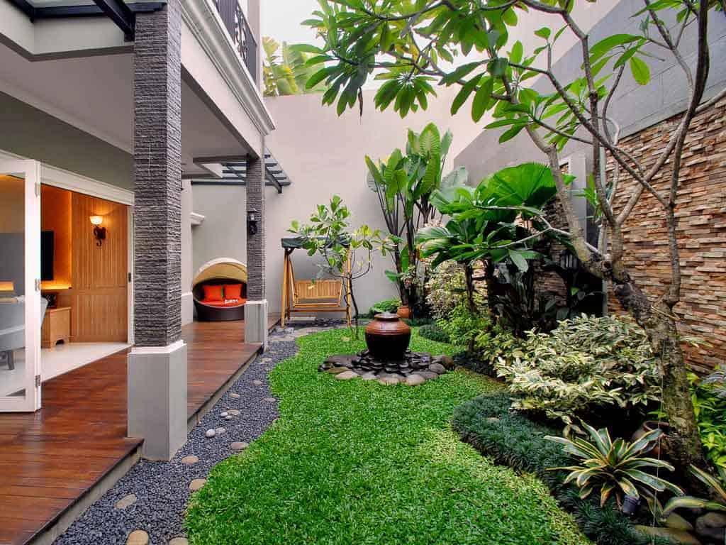 7 Tips Membuat Taman Minimalis di Lahan Sempit  RumahLiacom