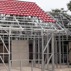 Contoh Rangka Atap Baja Ringan Minimalis 5 Kelemahan Pada Rumah Tinggal Rumahlia Com
