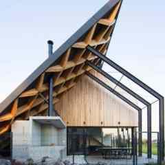 Rangka Baja Ringan Atap Miring 7 Ide Desain Rumah Satu Sisi Yang Unik Rumahlia Com