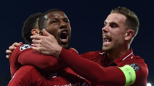 Liverpool Membuat Sensasi Di Liga Champions Berhasil Masuk Ke Final
