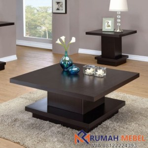 Meja Coffee Table Persegi