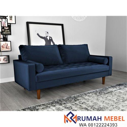 Kursi Tamu Sofa Womble 2 Seater