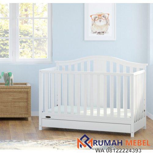 Tempat Tidur Bayi Graco Solano