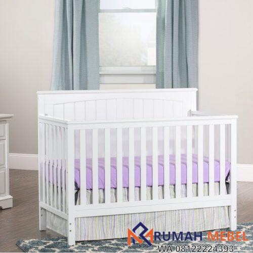 Tempat Tidur Bayi Sheldon