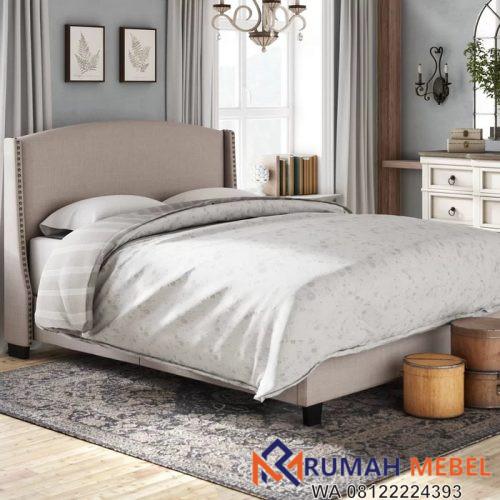 Tempat Tidur Minimalis Queen