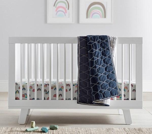 Tempat Tidur Bayi Baru Lahir Hudson