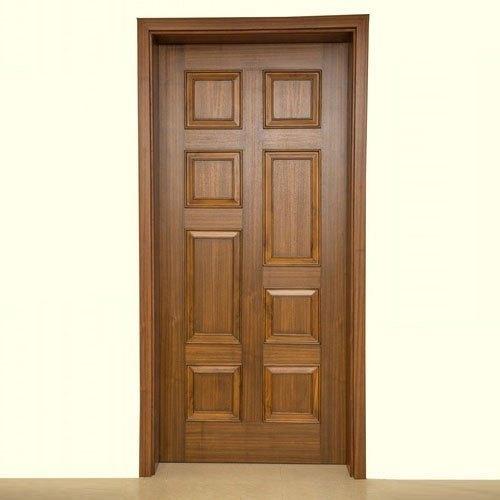 Pintu Kamar Minimalis Jati Modern