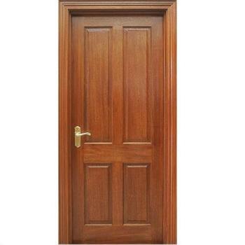 Pintu Kamar Minimalis Jati Sandesh