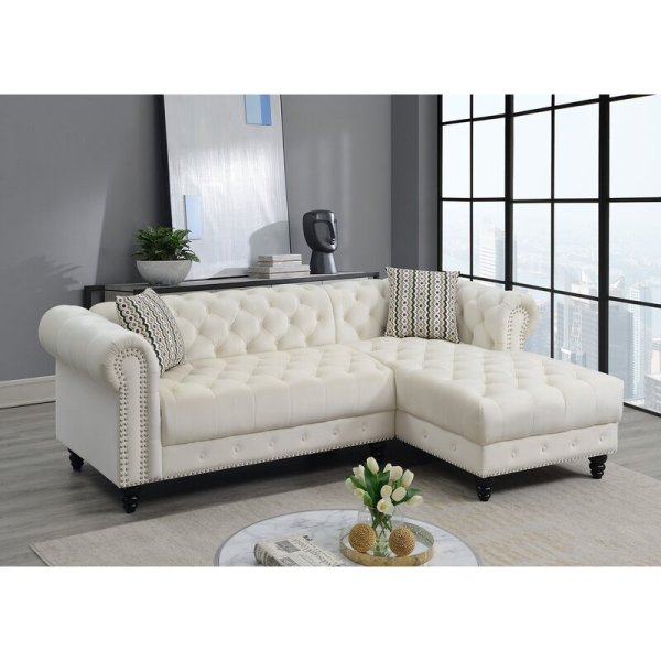Sofa Sudut L Minimalis Harmond