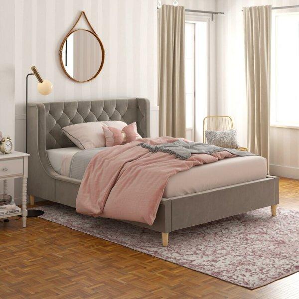 Tempat Tidur Minimalis Ambrosia Full Jok