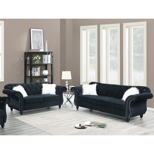 Kursi Sofa Set Minimalis Schiepper 2 Piece