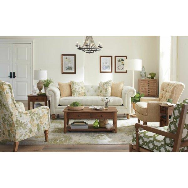 Kursi Tamu Sofa Set Klasik Lydia