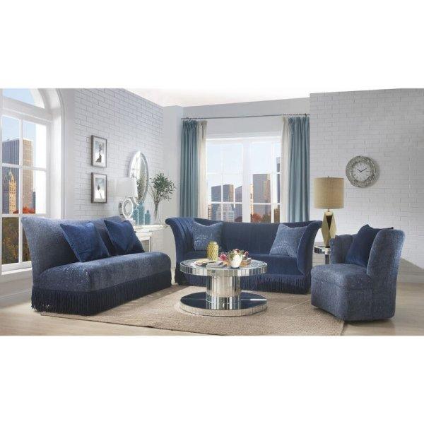 Satu Set Sofa Ruang Tamu Gino