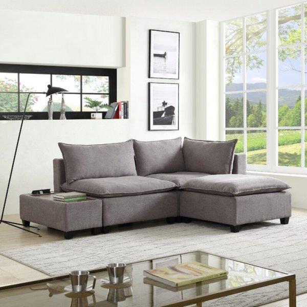 Sofa Set Minimalis Terbaru Bras