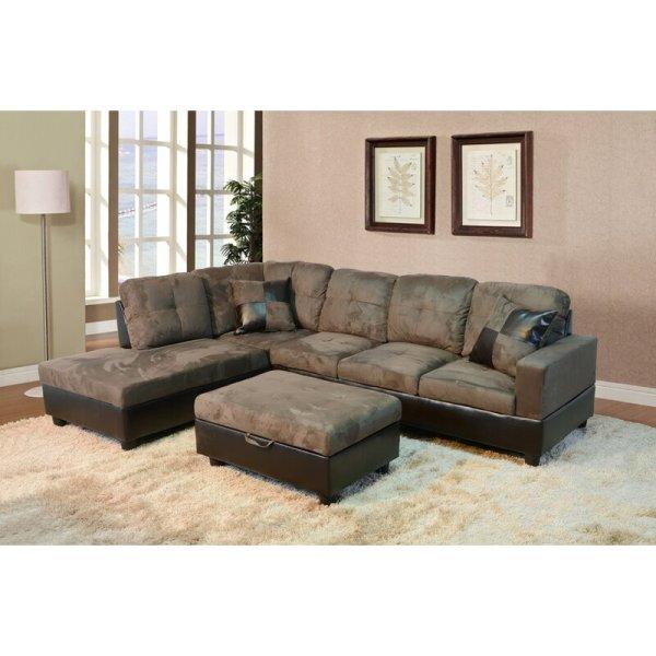 Sofa Sudut L Modern Russ