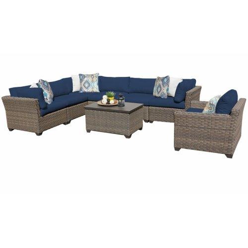 Sofa Tamu Rotan Minimalis Rochford