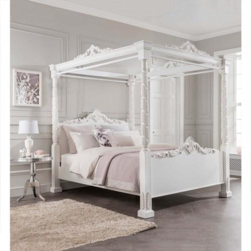 Tempat Tidur Baru Empat Poster Lincoln Mewah