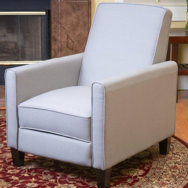 Kursi Sofa Modern Collard Recliner