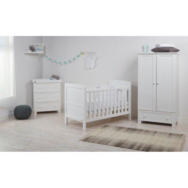 Set Tempat Tidur Bayi Modern Adora
