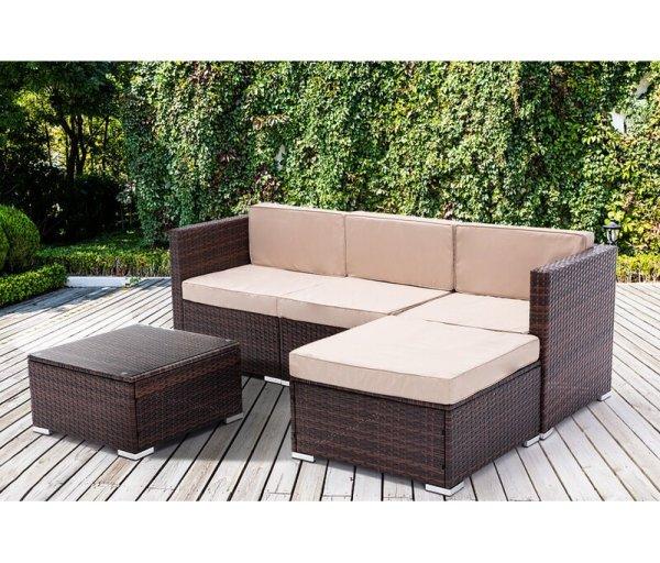 Sofa Rotan Minimalis Lavely