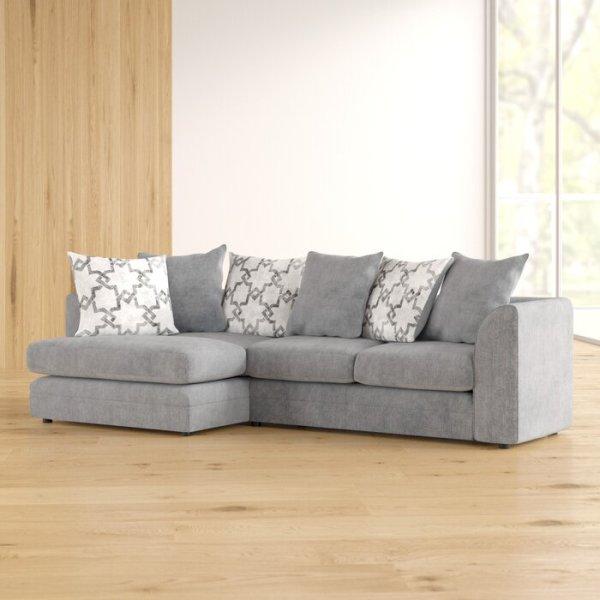 Sofa Sudut Minimalis Terbaru Kinley