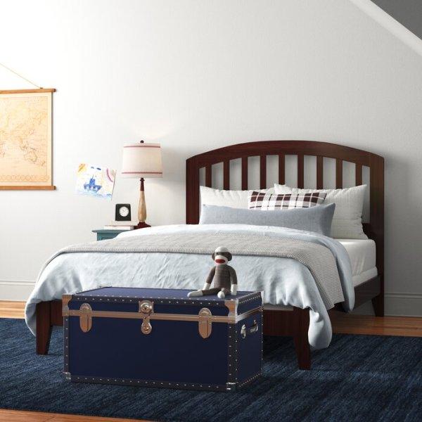 Tempat Tidur Anak Kayu Darrel