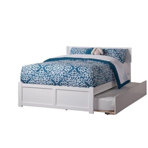 Tempat Tidur Anak Modern White