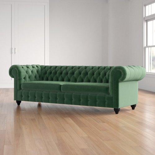 Kursi Sofa 3 Seater Klasik Terbaru Alsey