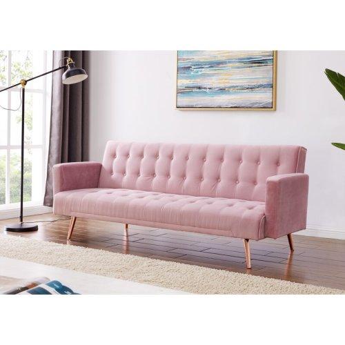 Kursi Sofa Tamu 3 Seater Modern Clementine