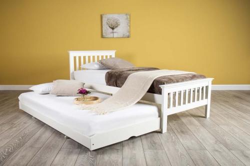 Ranjang Tidur Klasik Hampshire Single