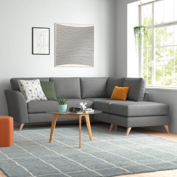 Sofa Leter L Terbaru Beeckman