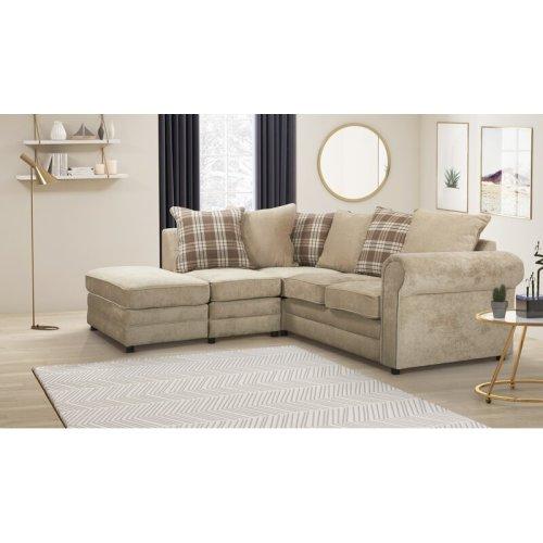 Sofa Sudut Minimalis Terbaru Viviana