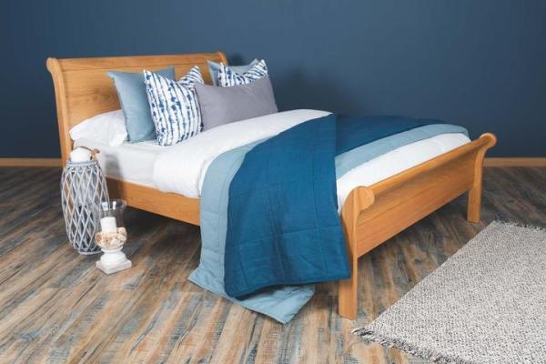 Tempat Tidur Jati Klasik Mayfair Queen