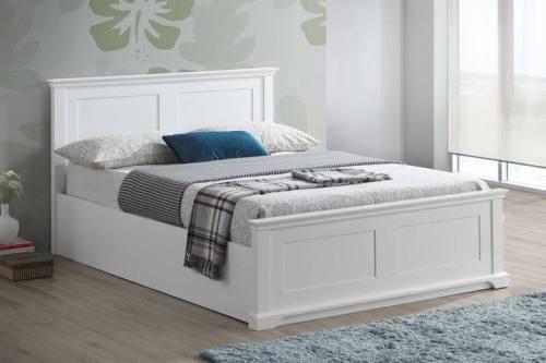 Tempat Tidur Minimalis Chilgrove White Queen